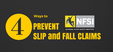 4 Ways To Prevent Slip And Fall Claims